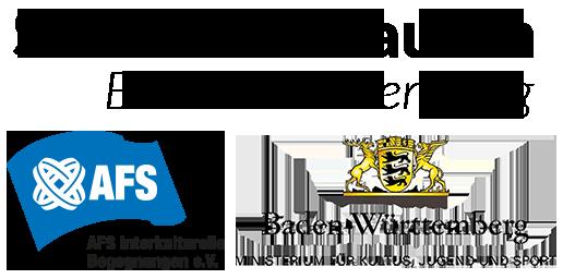 Schüleraustausch Baden-Württemberg Logo
